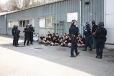 PARTICIPATION DE NOS ELEVES DU CAP AGENT DE SECURITE