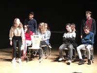 Théâtre et oralité en Seconde