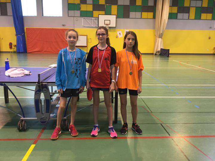 Championnat de tennis de table