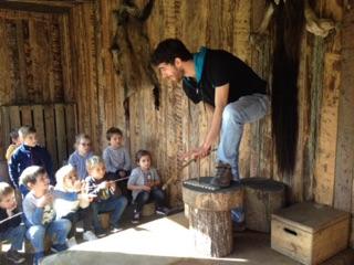 La préhistoire chez les Maternelles