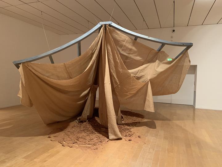 La biennale d'art contemporain.