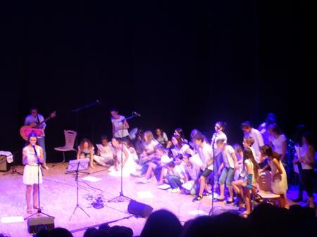 Un concert mémorable à Sainte-Marie