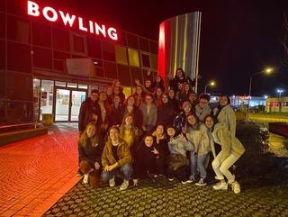 Soirée au bowling