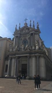 Voyage à Turin