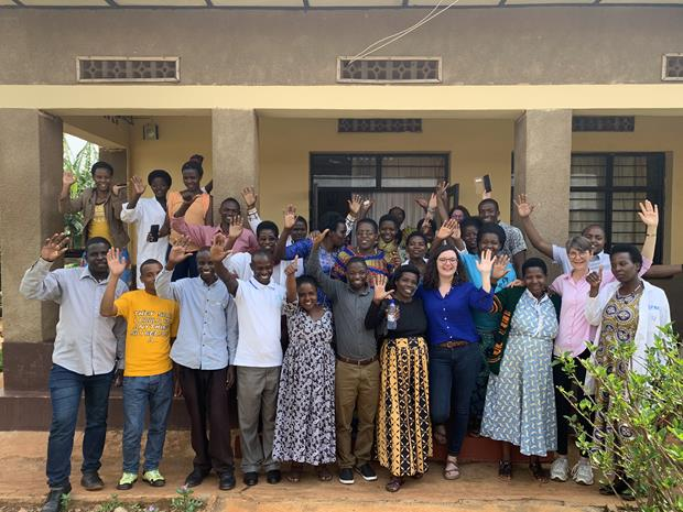 L'école de Magi au Rwanda